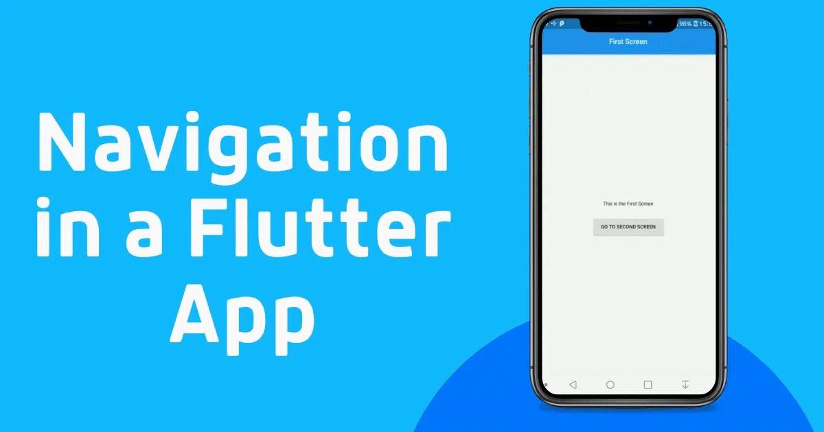 Navigation in Flutter App