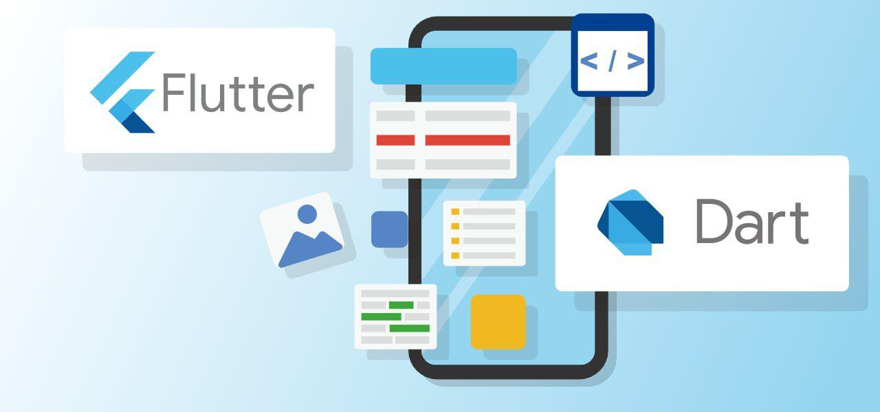 Từ ngôn ngữ Dart đến Framework Flutter