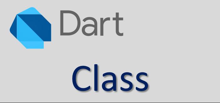 Ngôn ngữ Dart là ngôn ngữ hướng đối tượng (OOP)